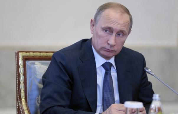 Владимир Путин в Душанбе обсудит проблемы терроризма и экстремизма