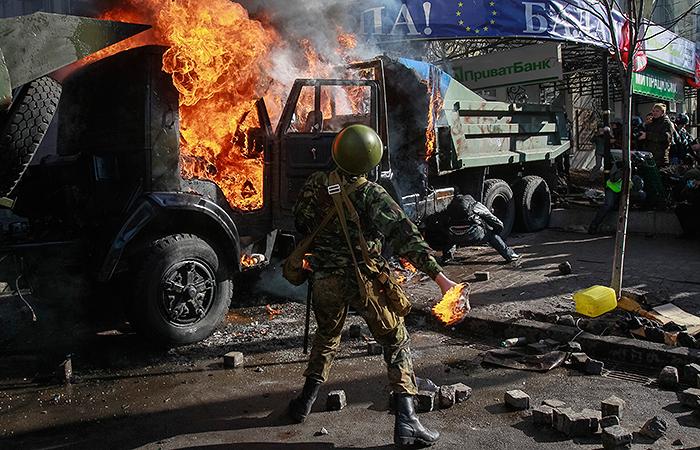 Доктрина шока или почем Запад купил Украину