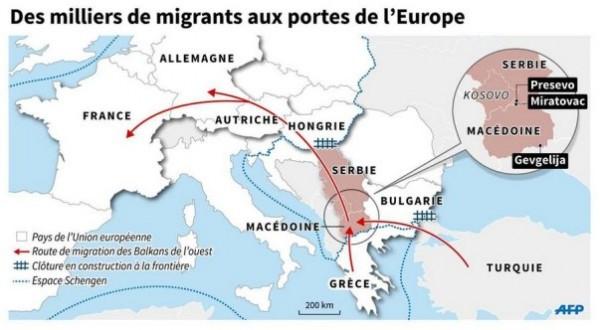 Сирийские беженцы – ключ к безвизовому режиму Украины с Европейским Союзом