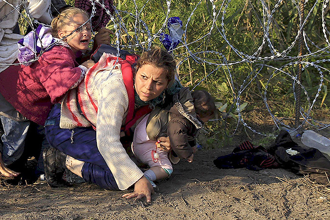Хроника гибели Германии-2: «Подарите беженцам будущее - перепишите на них свое завещание»