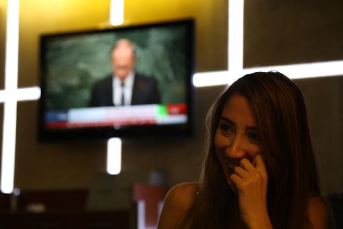 Дамаск о речи Путина: У нас появилась надежда