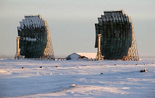 Радиолокационные системы США на севере устарели и бессильны против российских ракет