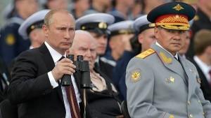 Коалиция с Россией: план Владимира Путина по борьбе с ИГ