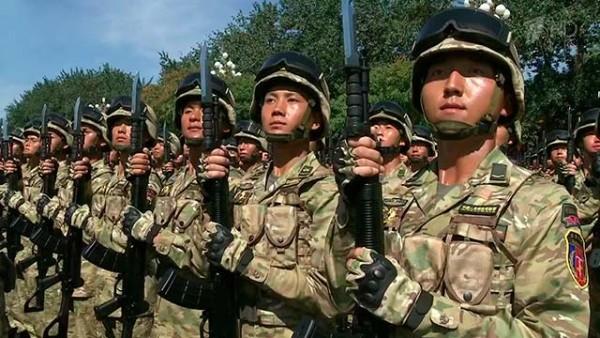Парад Победы в Пекине — официальный конец гегемонии США