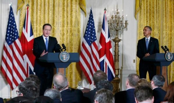 Великобритания превратилась в 52-й штат США в плане внешней политики