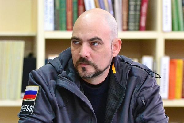 Дмитрий Стешин: «Взгляд глазами простого украинца на современные события»
