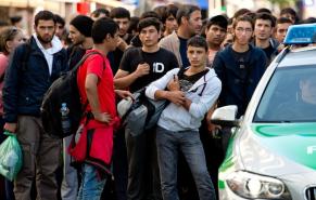 Натиск беженцев в картинках. Мюнхен на пороге коллапса!