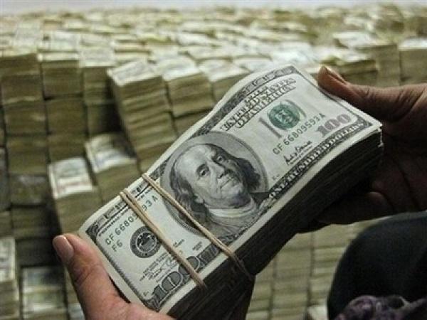 Идет грабеж страны - финансовые власти не замечают. Из страны вывезено 1,3 трлн долларов
