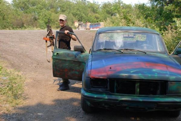 Ударный кулак под Донецком готов к наступлению