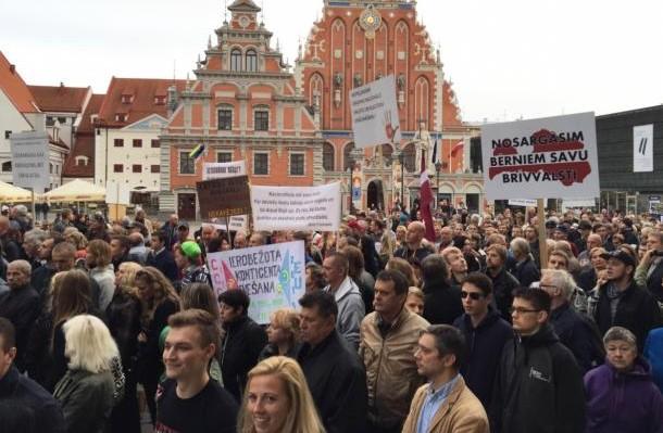 Минутка трагедий балтийских тигров