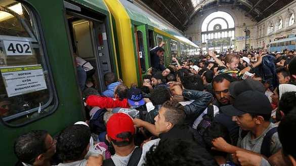 Миграционный кризис в ЕС как отражение борьбы Ротшильдов и Рокфеллеров?