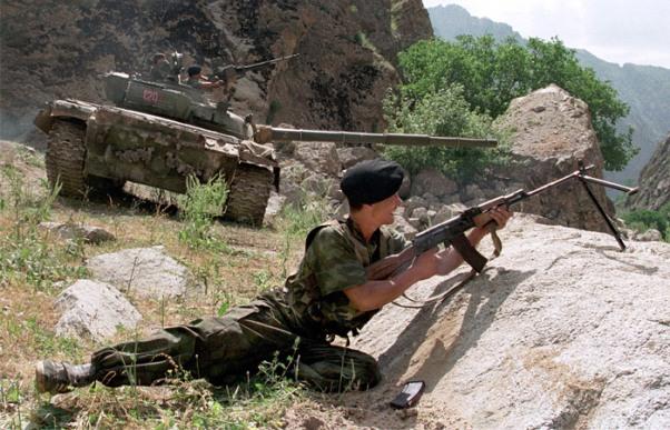 В Таджикистане ликвидирован мятежный генерал Абдухалим Назарзода