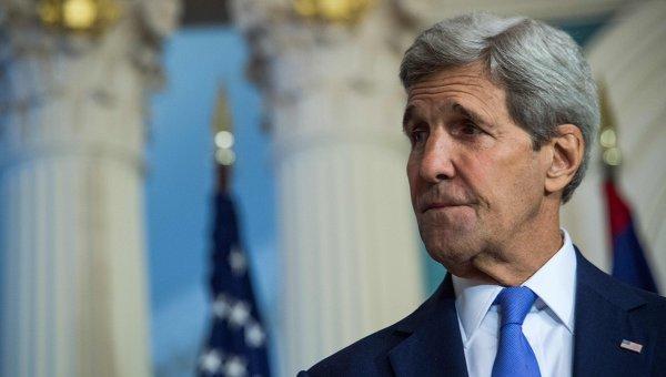 Керри допустил изменение режима санкций против России
