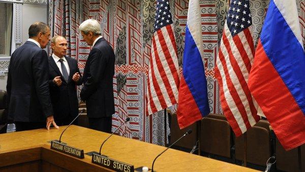"""Politico: США пытаются наладить связь с Россией по """"красному телефону"""""""