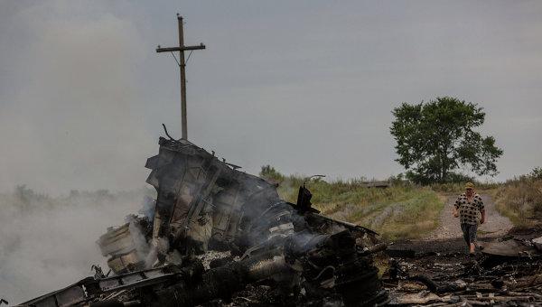 Россия возобновит расследование крушения MH17