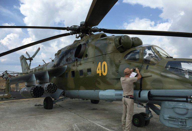 ВКС России уверенно разрушают инфраструктуру ИГ в Сирии