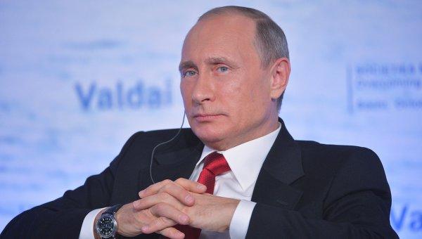 Путин призвал не использовать иностранную валюту в расчетах внутри РФ