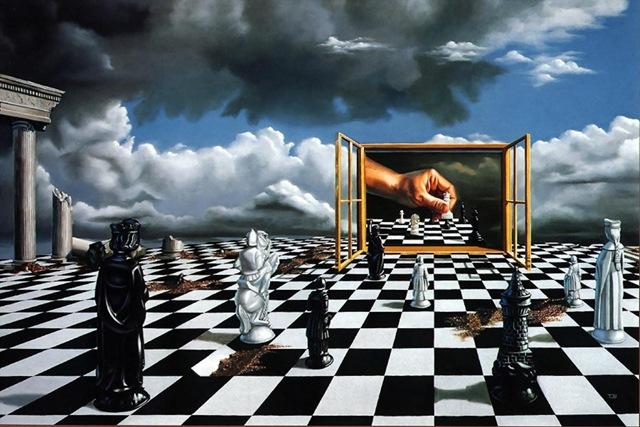 Не будет нам мира, пока с «большой шахматной доски» не будет снята одна фигура