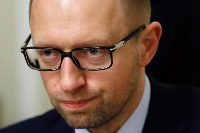 Арсений Яценюк «сцыканул»