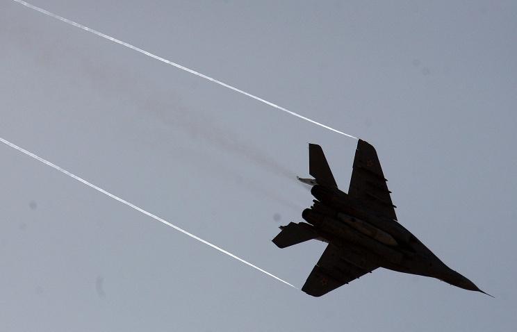 Турция заявила о новом инциденте с неопознанным МиГ-29