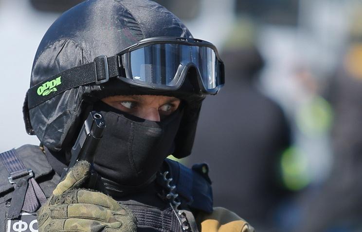 В Москве задержана группа лиц, причастных к подготовке теракта