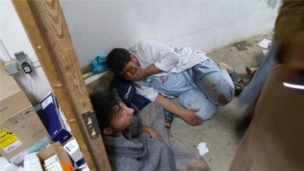 lОбстрел больницы в Афганистане обернется для США дипломатической катастрофой
