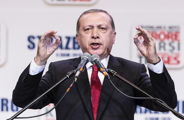 Реджеп Эрдоган пригрозил России войной