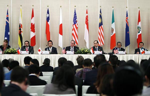 """США начали """"давить"""" Китай в Тихом океане? Что сулит Транстихоокеанское партнерство"""