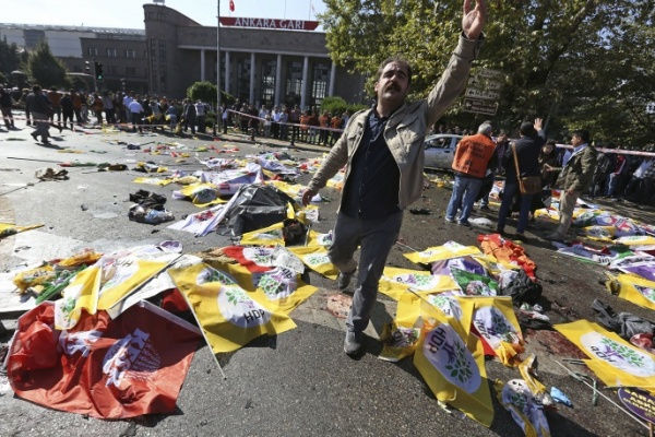 Кто и зачем взрывает Турцию?