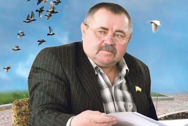 На Украине труп избран депутатом