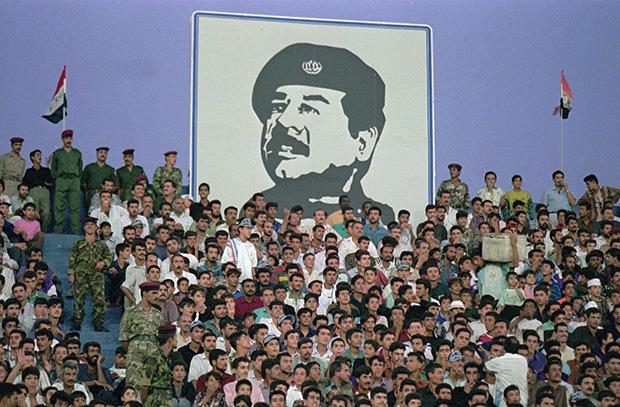Армия Саддама Хусейна может покинуть ИГ