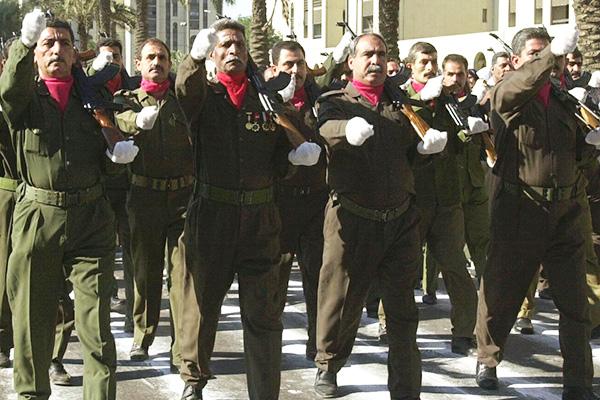 Военные успехи ИГ — заслуга кадровых офицеров Ирака