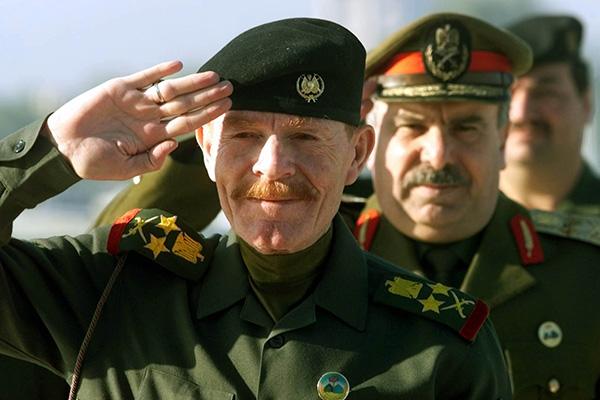 Изат Ибрагим — правая рука Саддама — стал главным военным командиром ИГ в Ираке