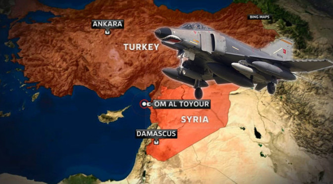 Военное вооружение Турции и России: почему Турция побежала за помощью в НАТО