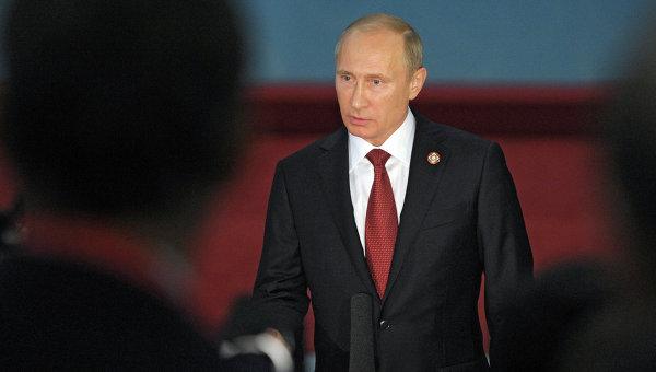 Путин принял закон об ответных мерах на арест имущества РФ за рубежом