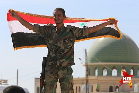 Успех наступления сирийских войск на земле во многом определяется эффективностью действий российской авиации.