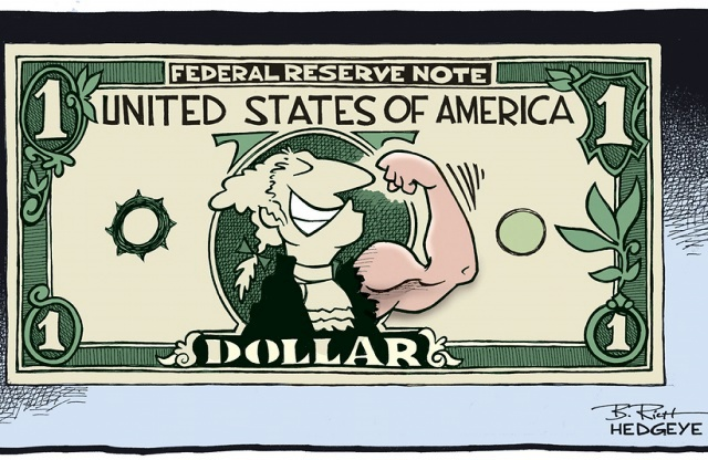 Стоит ли опасаться укрепления доллара?