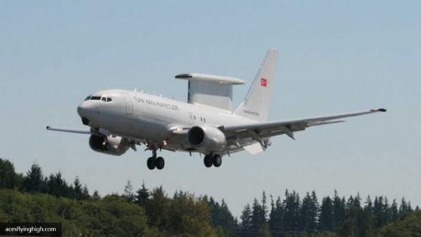 ДРЛО Boeing 737AEW&C