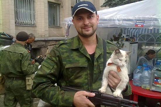 Из Крыма на Донбасс: «Меня переполняло желание крошить их в труху…»