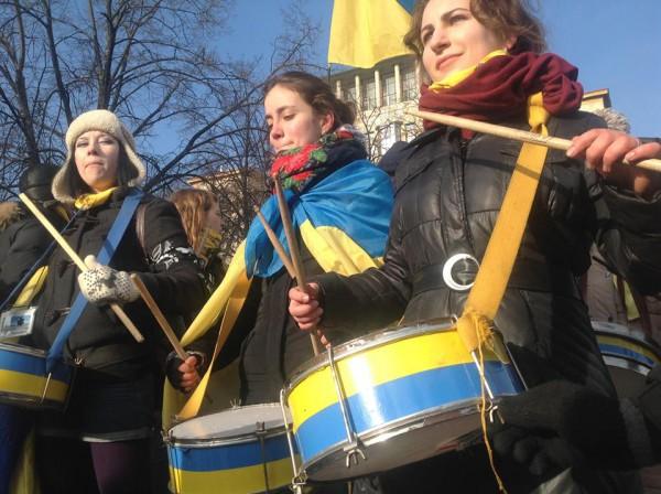 Барабан Страдивари, или чем живут простые украинцы