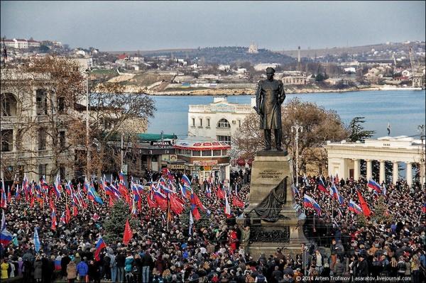 """""""Севастополю нужен опытный, хозяйственный губернатор, а не ворюга"""""""