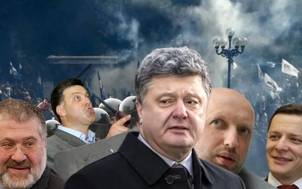 У Киева цугцванг, из которого он срочно ищет выход