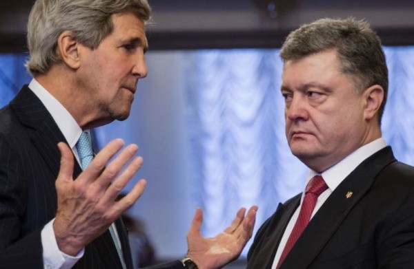 На Украине США продолжат сдерживание России военным путем