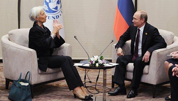 Штаты отдают нам контроль над МВФ