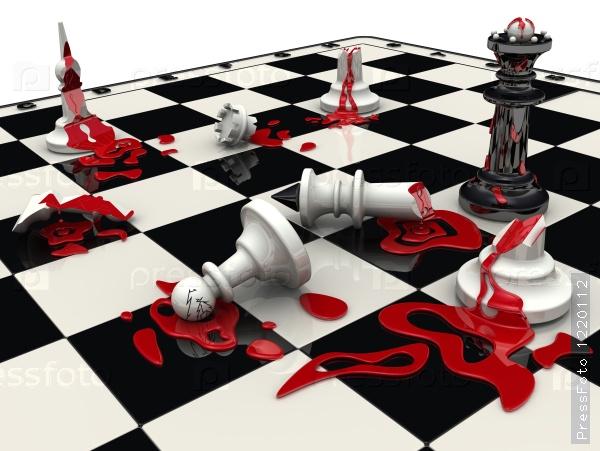 Геополитические шахматы: выигрывает тот, кто видит дальше