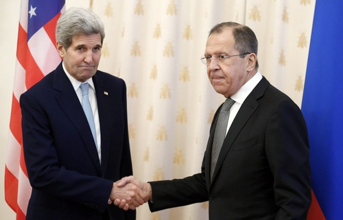 Россия и США на переговорах в Москве договорились искоренить терроризм в Сирии
