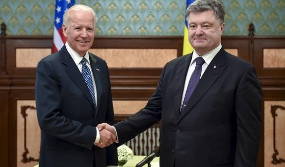 Киев: За кулисами визита Байдена