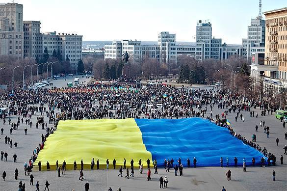 """""""Хочу, чтобы Украина перестала быть Укропией"""""""