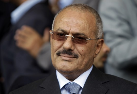 Али Салех - лидер йеменских повстанцев