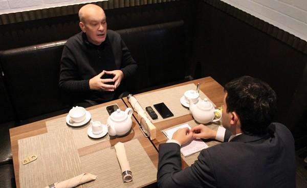 Александр Жилин: Москва-Пекин, альтруизм закончился?
